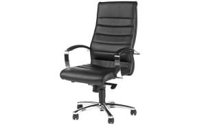 Bürostuhl Design Chefsessel Aus Leder Oder Mit Stoffbezug