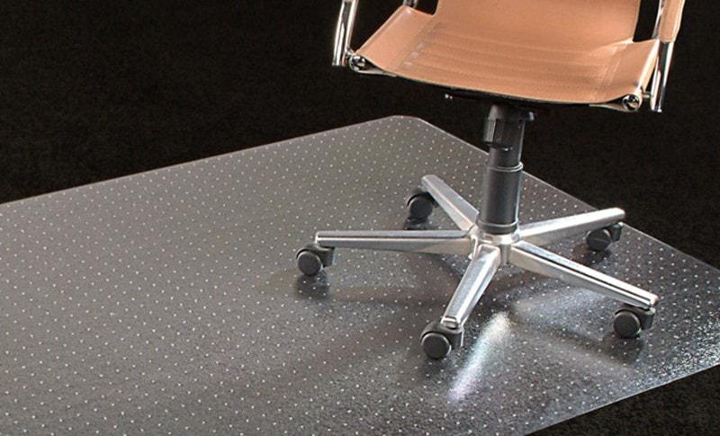 mit bodenschutzmatten den boden sch tzen. Black Bedroom Furniture Sets. Home Design Ideas