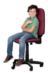 Welche Bürostühle sind für Kinder geeignet?
