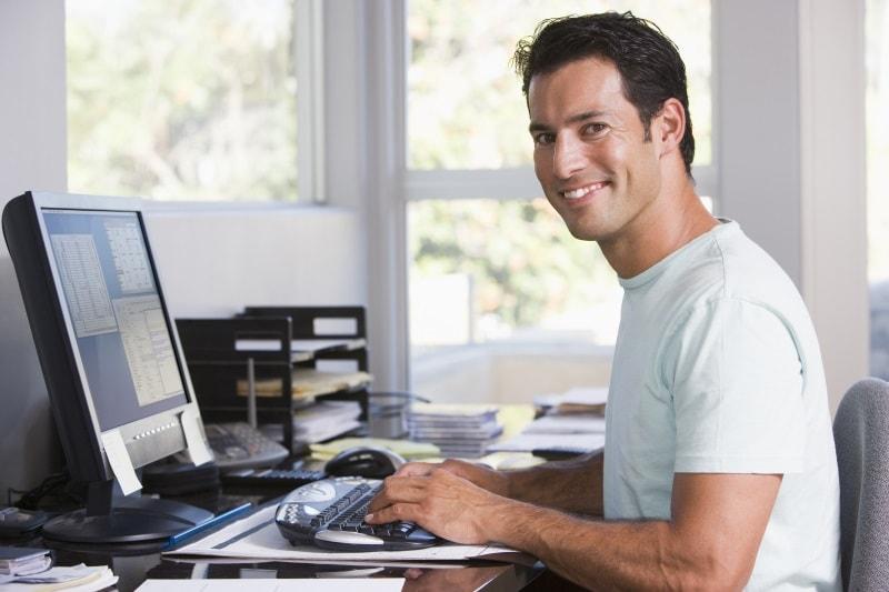 b rostuhl richtig einstellen und ergonomisch sitzen. Black Bedroom Furniture Sets. Home Design Ideas
